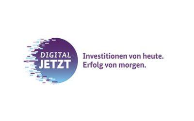 """""""Digital Jetzt""""– Neue Förderung für die Digitalisierung des Mittelstands"""