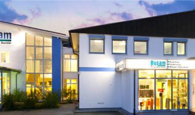 Busam GmbH Heizung Klima Sanitär – Printing und Digitalisierung